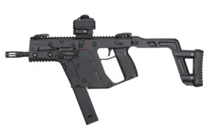 Side view of the Krytac KRISS Vector airsoft gun